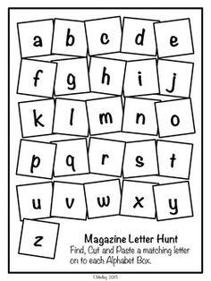 Short vowels, Letter worksheets and Worksheets on Pinterest