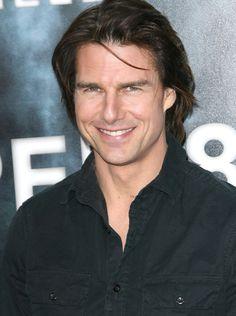 Tom Cruise Long Hair TOM CRUISE Pinterest Toms Long Hair