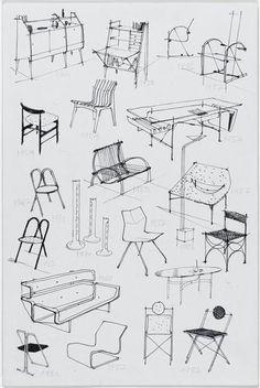 VM Sketch by Faith Bartrug Design for Neiman Marcus #VM #
