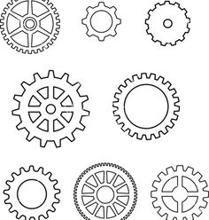 Clock face number alignment template (can download a pdf