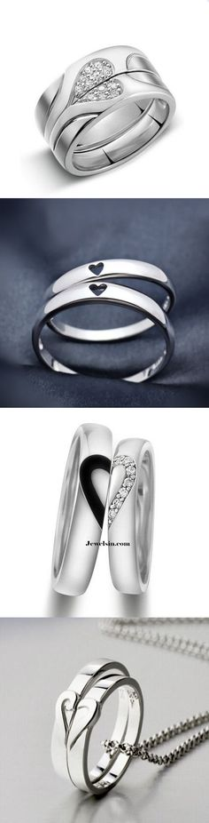 Promise Rings, Couples Ring, Promise Rings For Couples