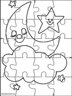 Printable jigsaw puzzles to cut out for kids SpongeBob 65