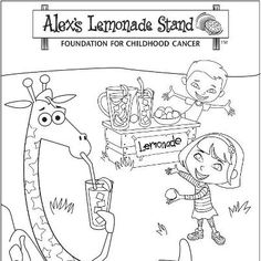 1000+ images about Alex's Lemonade Stand on Pinterest