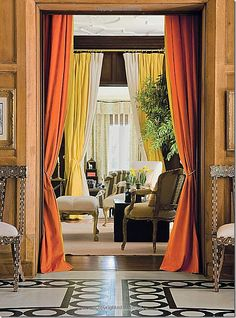 1000 Images About Portiers Doorway Curtains On Pinterest Curtains Victorian And Ball Chain