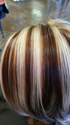 highlight hair colour highlight hair and blonde highlights on pinterest