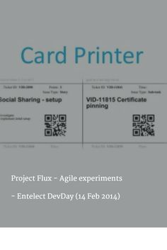 Project Flux - Agile