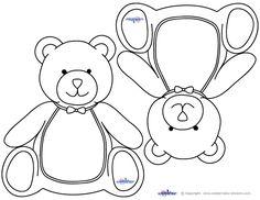 Teddy bears, Bears and Christmas teddy bear on Pinterest