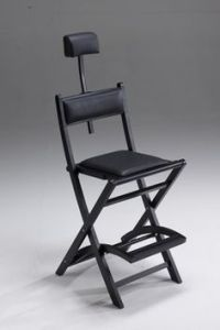 WOOD MAKE UP CHAIR WITH HEADREST | MAKE UP CHAIRS ...