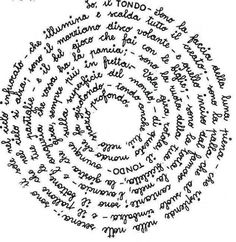 1000+ images about calligrammi, acrostici, on