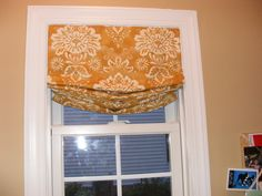 Nook On Pinterest  Roman Shades, Relaxed Roman Shade And