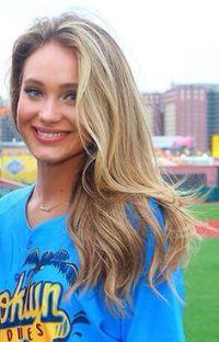 Hannah davis, Hair and Dark ash blonde on Pinterest