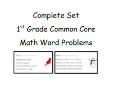 1000+ images about Common Core First Grade on Pinterest