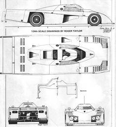 1000+ images about Racing Car blueprint on Pinterest