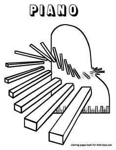 1000+ images about Music Colouring Sheets on Pinterest