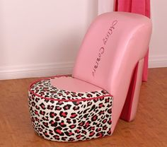 leopard high heel chair lace covers for wedding ♥jayda♥ on pinterest | hello kitty, monster and kitty rooms