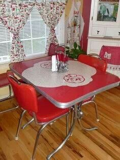 1950 s yellow formica table and chairs graco doll swing high chair 1000+ images about retro kitchen tables on pinterest | dinette sets, ...