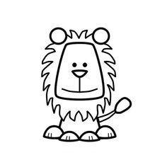Preschool activities, Lion and Preschool on Pinterest
