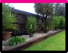 Railway Sleepers In Us Gardens Google Search Garden Ideas