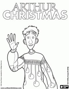 1000+ images about Stuff for Arthur christmas on Pinterest