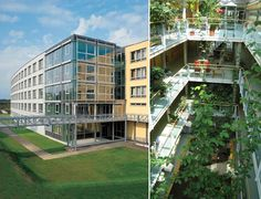 Elderly Housing Design In Europe Retirement Home And Austria