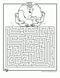1000+ images about Children: Mazes, Dot to Dot, Color by