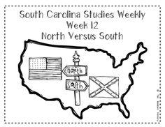 South Carolina Social Studies Weekly: Week 1 A Great Place