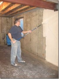 1000+ images about Unfinished Basement Ideas on Pinterest ...