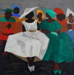 African American Christian Women Clip Art African