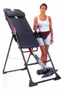 Inversion Table on Pinterest | Best Home Gym, Back Pain ...