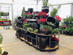 Garden Center Merchandising Display Ideas JM Home And Garden