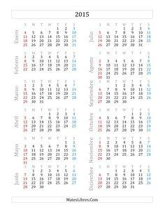 1000+ images about Calendario 2017 para imprimir on