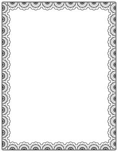 An Insect Page Border Free Downloads At Http