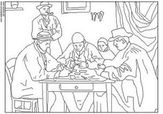 Online Coloring Pages Starting with the Letter G (Page 4