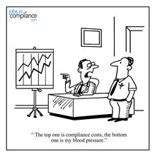 Here you will find cartoons about regulatory compliance