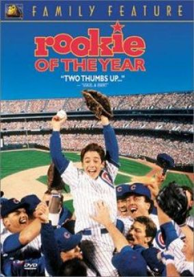 Image result for rookie of the year movie poster