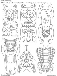 1000+ images about Native America for Kids on Pinterest