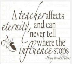 Teacher Appreciation Poem, Teacher Appreciation Quote