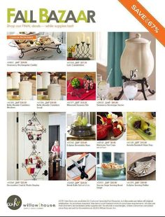 Willow House Southern Living At Home Decor Is Closing Get