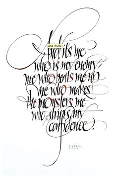 1000+ images about Admired Calligraphers' Work on