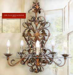 Incredible On The Vine Leaf Chandelier Vivaterra From 689 Down To 206 Ping Pinterest Chandeliers And Lights
