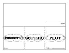 FREE Plot/Characters/Setting
