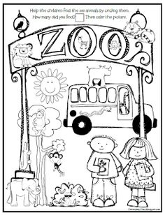 1000+ images about Teaching: Zoo/Animals Unit on Pinterest