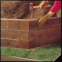 Lovely Garden Retaining Wall Ideas 43763 Home Design Ideas