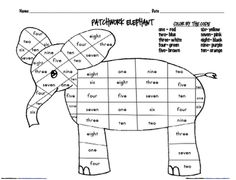 1000+ images about Elmer the Patchwork Elephant on
