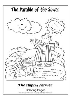 Parable of the Sower (Version 1) Flip Chart