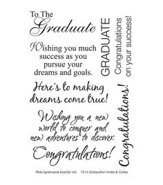Graduation poems, Daughter quotes and Graduation on Pinterest