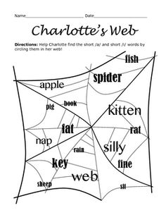 1000+ images about Homeschool: ELA: Charlotte's Web on