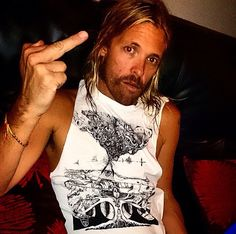 Image result for taylor hawkins