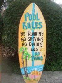 Surfboard Decor on Pinterest | Surfboard Table, Surf Decor ...