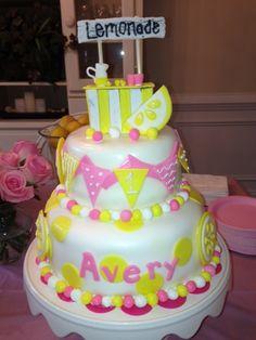 za16 pink cake - digital clip
